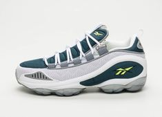 7a0a08fa0d1375 Reebok DMX RUN 10  OG Fusion Pack  (White   Nocturnal Blue   Neon