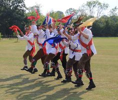 Eynsham Morris by Gavin Robinson, Oxfordshire Cotswolds photographic competition 2014