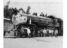 Tren personal de Villa