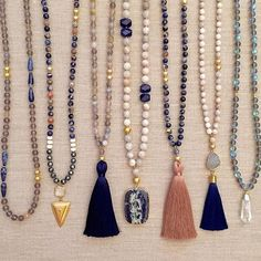 Shop @lovesaffect gorgeous pendant necklaces for fall! Available at KK Bloom Boutique @kkbloomboutique