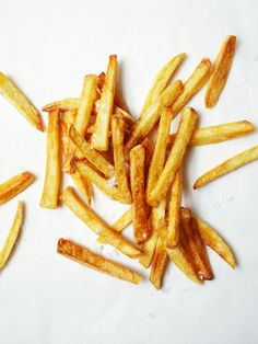 Food | Bon Appetit | -Slow Fried French Fries. | Marcus Nilsson