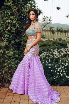 Head To These Designers Now For Some Trending And Unique Engagement Dresses. For more such bridal trends stay tuned with shaadiwish. Best Designer Dresses, Indian Designer Outfits, Unique Outfits, Pretty Outfits, Wedding Reception Gowns, Wedding Dress, Bridal Lehenga, Bridal Mehndi, Indian Bridal