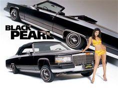 Pearl Black Paint Job On A  Nissan Hardbody X