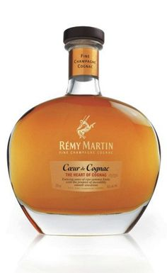 Remy Martin    Founded in 1724, Rémy Martin specialises in producing high quality cognacs with select grapes from the two finest crus of the French Cognac region.