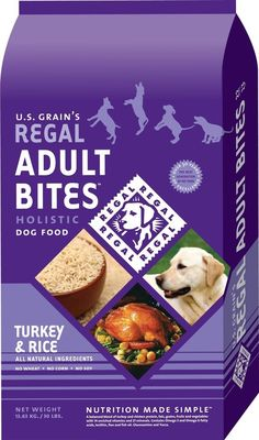 Regal Holistic Adult Bites Dry Dog Food (30lb Bag) ** Details can be found by clicking on the image. (This is an affiliate link and I receive a commission for the sales)