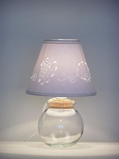 Fill Your Own Mini Sea Shell Accent Light by BarbaraGailsLamps, $38.00