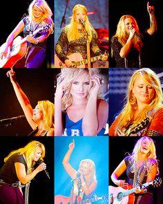 Miranda Lambert- a beautiful badass. Country Musicians, Country Singers, Contry Music, Blake Shelton And Miranda, Miranda Lambert, Great Women, I Icon, Female Singers, Celebs
