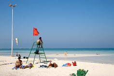 Kish island beach, I.R Iran.