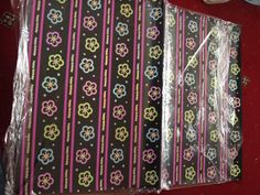 6 Sheets of Wrapping Paper by AnnettesCardsandGift on Etsy