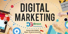 Dggreen Technocrates is the best #digital_marketing_agency in Delhi NCR. We offer affordable #PPC_Packages, #SMO_Packages according to your business needs and that can boost your position on search engines.