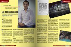 Título: Lei do desmanche. Veículo: revista Na Boleia. Data: 13/06/2014. Cliente: JR Diesel.