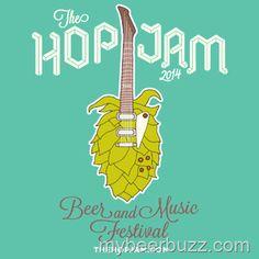 mybeerbuzz.com - Bringing Good Beers & Good People Together...: Hanson Announces The Hop Jam Beer & Music Fest 5/1...