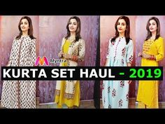 Hi Guys, welcome back to my channel, in today's video i will share with you all my Myntra Kurti Sets Haul which is under 1000 Rs. Kurta Palazzo, Kurti, Amazon, Youtube, Amazon Warriors, Riding Habit, Amazon River, Youtubers