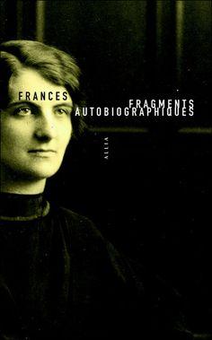"""Frances Amelia Yates """"Fragments autobiographiques"""""""