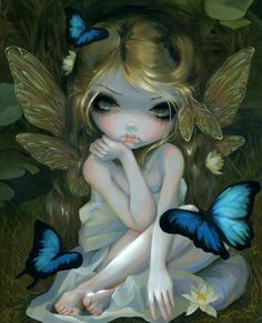 jasmine becket art - Google Search