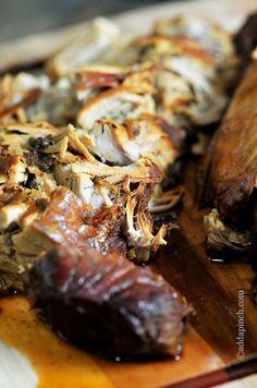Balsamic Pork Tenderloin
