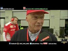 Formula 1, Sky Sports, Interview Niki Lauda Post - Race Austrian GP 2016
