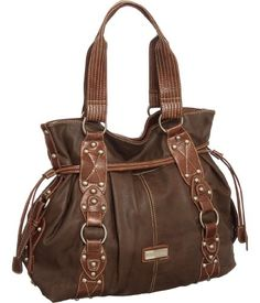 Chocolate Brown Marcela Tote $49.95