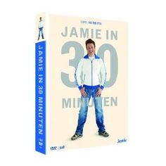 JAMIE'S 30 MINUTES MEALS - 5 DVD Collection: Jamie Oliver 30 minute meals [IMPORT]