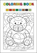 Free Printable Coloring Pages - Color by numbers Animal Activities For Kids, Kindergarten Math Activities, Crayola Coloring Pages, Free Printable Coloring Pages, Free Printables, Coloring Pages For Kids, Coloring Books, Color By Number Printable, Numbers For Kids