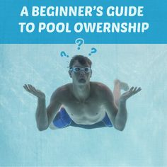 Did you just move into a new home with a pool or buy one for your backyard? Either way, this guide for new pool owners will help you take care of your pool.