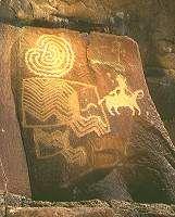 Petroglyph, Arroyo Hondo, NM  ღ♥Please feel free to repin ♥ღ  www.myvictorianantiques.com