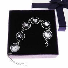 Dance Recital Bracelet, Dancing Ballerina Bracelet, For Dance Lower Stack Bracelet,