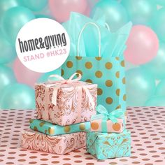 Visit us at the Sydney Home and Giving Fair on stand HK23... Sat 20th - Tues 23rd Feb at Sydney Showground, Olympic park, Homebush #newcollection #vandoros #wrappingpaper #ribbon #giftwrap #new #homeandgiving @agha_social