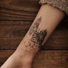 Tattoo2me - Um perfil totalmente dedicado a promover a arte da tatuagem e seus artistas! Compartil ... on We Heart It
