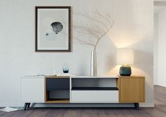 This sideboard is the perfect Lagom mixture of design and functionality. #mymycs