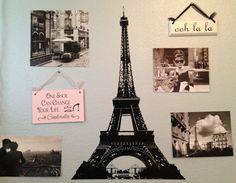 Breakfast at Tiffany's & Paris Inspired Wall Decor!