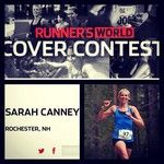 CHaD mom Sarah Canney is in the running for Runner's World Cover Contest. Vote for her here! http://covercontest.runnersworld.com/entry/571/