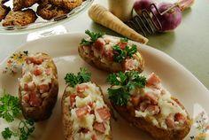 Te damos 3 recetas distintas de patatas rellenas. ¡Seguro que te gustan todas!