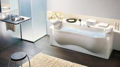 Phòng tắm chính là 1 thiên đường nếu biết cách biến nó thành nơi thư giãn ngay tại nhà bằng …