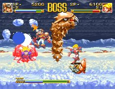 SNK's Neo Geo adventure Top Hunter Roddy & Cathy hits console