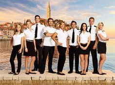 Below Deck Mediterranean Sets Sail for Season 2 With Love Triangles, Drama and Blood (?!) Galore