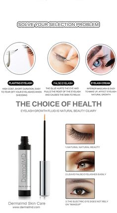c988356d949 Natural eyelash serum is the best. One of the best is Dermalmd eyelash  serum it is free from harmful chemicals and suitable for all skin types so  only ...