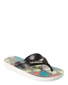 4e33735a7 Havaianas Toddler Kids Boys) Max Star Wars Flip Flops