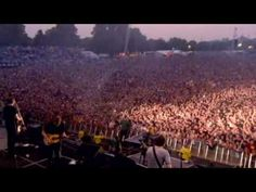 Blur - Tender@Hyde Park - Tender is the night lying by your side