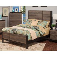 twice the cost! Sandberg Furniture Nova Bed