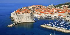 Discover the best beaches in Dubrovnik for swimming, sunbathing and watersports. Click now for the best Dubrovnik beach guide for seaside holidays in Croatia. Monuments, Cruise Insurance, Game Of Thrones Locations, Walled City, Going On Holiday, Day Tours, Places To See, President Hotel, Croatia Tourism