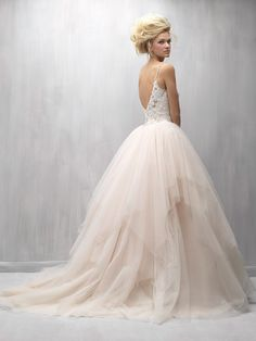 Wedding dress idea; Featured dress: Madison James