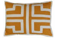Maison 13x18 Pillow, Orange