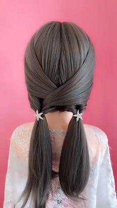 Trendfrisuren Frank, akkurater Mittelscheitel oder This particular language Reduce Cease to live Frisurentrends 2020 Cute Hairstyles For Teens, Easy Hairstyles For Long Hair, Braids For Long Hair, Braided Hairstyles, Cool Hairstyles, Hairstyles Videos, Short Hair For Kids, Teen Girl Hairstyles, Medium Hair Braids