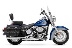 Photo Gallery: A Buyer's Guide for Every 2009 Harley-Davidson Motorcycle: Heritage Softail Classic FLSTC