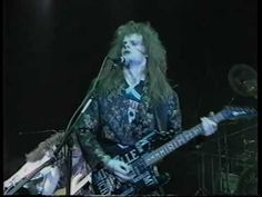 Celtic Frost - Dethroned Emperor (live Hammersmith Odeon 89) -