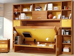 MurphySofa Smart Furniture | Wall Beds, Transformable Tables And  Multifunctional Space Saving Furniture | Apartment Ideas | Pinterest |  Space Saving ...