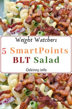 58 Ideas weight watchers pasta recipes serving size for 2019 Weight Watchers Sides, Weight Watchers Pasta, Weight Watchers Lunches, Weight Watchers Recipes With Smartpoints, Ww Recipes, Cooking Recipes, Healthy Recipes, Salad Recipes, Pasta Recipes