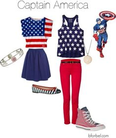 Cutest Avengers superhero outfit ideas