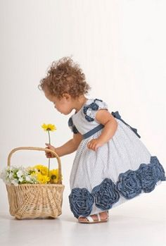 Biscotti Ship Shape Baby Dot Dress